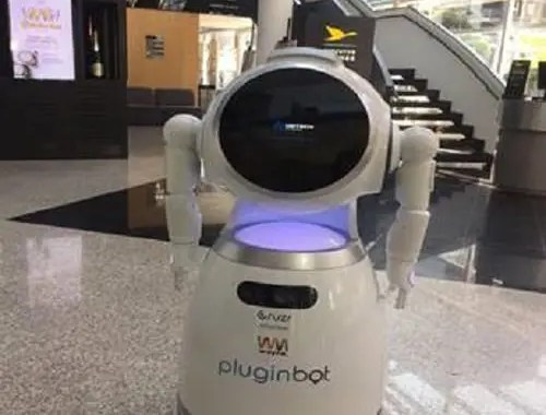 Phil Welcome, o robô concierge da AccorHotels, será apresentado no hotel Pullman SP Vila Olímpia