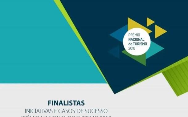 Ministério divulga as 21 iniciativas classificadas para o Prêmio do Turismo