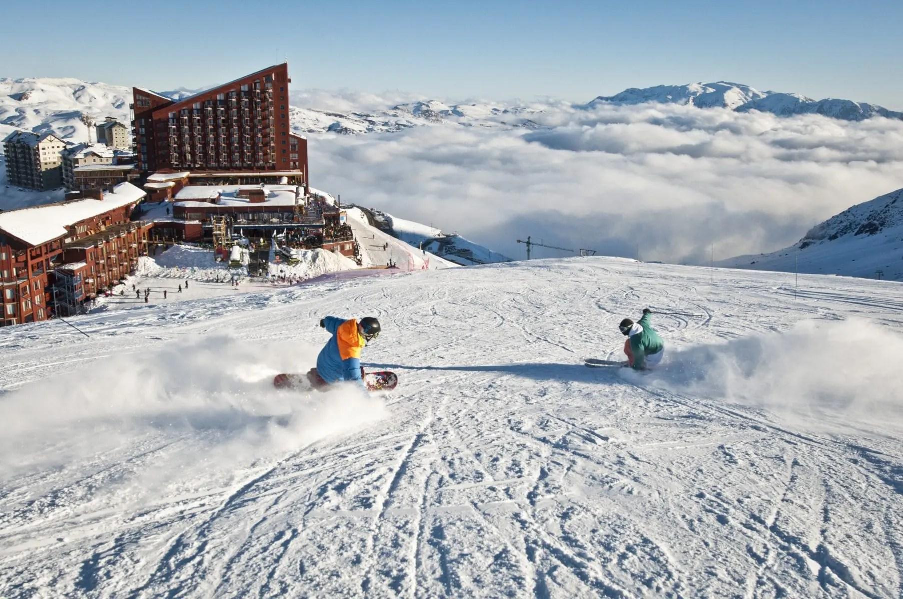 Valle Nevado apresenta balanço da temporada de neve 2018