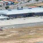 Aeroporto de Aracaju recebe obras de recuperação da taxiway