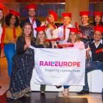 Rail Europe entrega certificados a agentes brasileiros