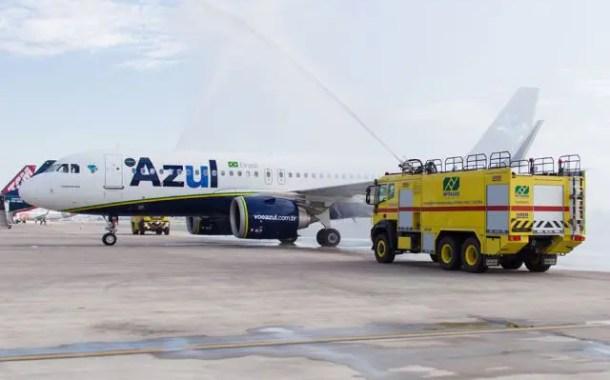 Azul Linhas Aéreas inaugura nova rota para Foz do Iguaçu