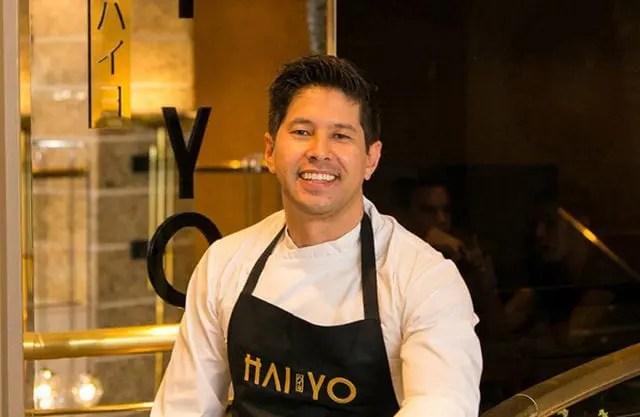 Grand Hotel Rayon traz para Curitiba chef com estrela Michelin para restaurante Hai Yo, de culinária oriental