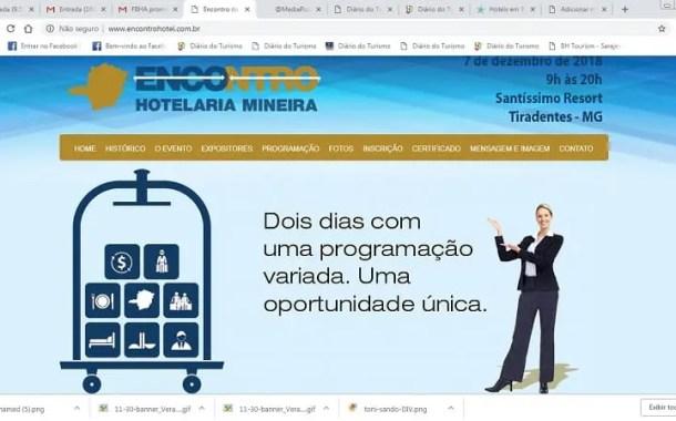 FBHA promove Encontro de Hotelaria em Tiradentes (MG)