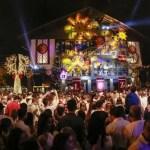 Cerca de 22 mil pessoas estiveram no show da virada do ano em Gramado (RS)