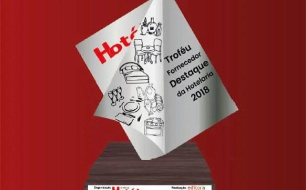 Escolha dos Melhores Fornecedores da Hotelaria de 2019 começa no dia 9 de novembro