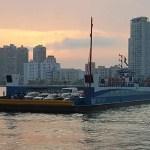 Ecovias apresenta projeto para construção de ponte entre Santos e Guarujá