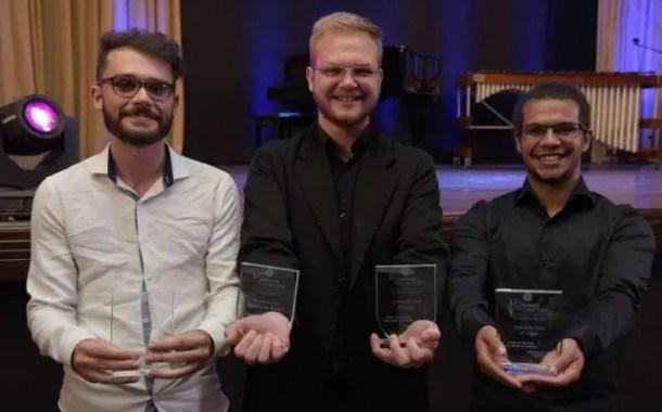 Gramado in Concert divulga os três primeiros colocados na 2ª edição do Jovens Solistas