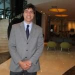 """André Victória, gerente geral do Meliá Jardim Europa: """"queremos aumentar a carteira de clientes individuais"""""""