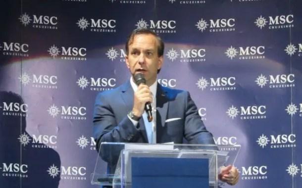 13º Top MSC Cruzeiros premia os melhores vendedores do ano de 2018 em noite de gala no MSC Fantasia