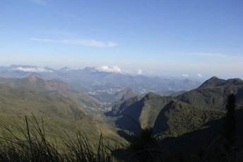 Serra dos Órgãos, Serra do Mar