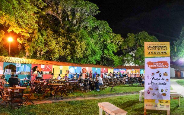 Festival Cultural do Descobrimento acontece em Porto Seguro