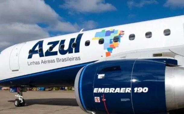 Azul divulga relatório com dados de sua atuação em 2018; 50 mil pessoas foram beneficiadas
