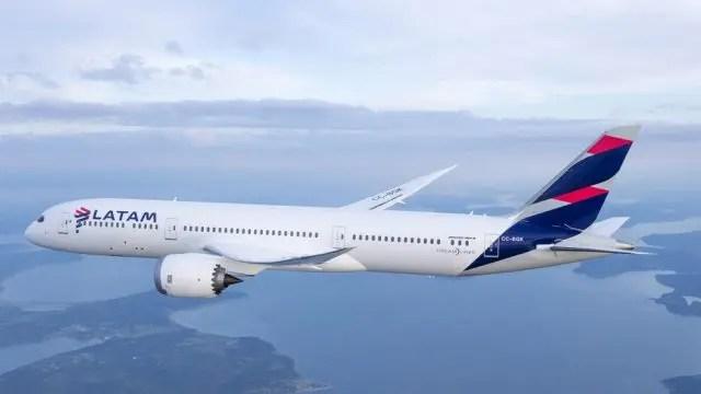 LATAM anuncia início do voo direto entre Santiago e Sydney