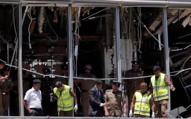 Hotéis e igrejas são alvos de atentados no Sri Lanka com mais de 200 mortos
