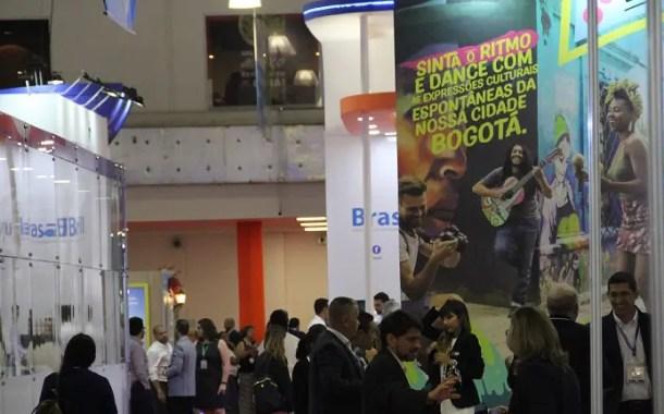 DIÁRIO e VIP 360 produzem tour virtual na WTM Latin America