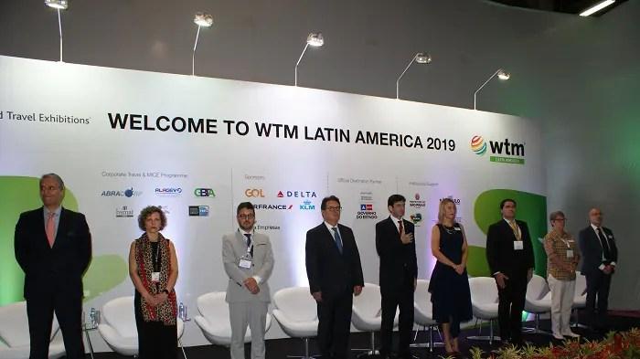 Abertura da WTM Latin America reforça pluralidade e prega negócios sustentáveis