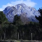 Inverno em Pucón, no Chile