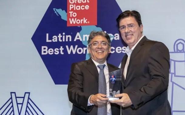 Accor é eleita uma das melhores empresas para trabalhar na América Latina