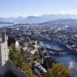 DICAS DO DIÁRIO: Muralhas de Lucerna – o contraste entre o moderno e o medieval