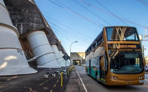 Turismo de Itaipu pode bater novo recorde de visitação em 2019