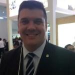 Fernando Macedo, diretor geral do Bourbon Cataratas Iguaçu Resort fala ao DIÁRIO