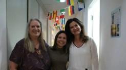 Lorna, Daniele e Lisete
