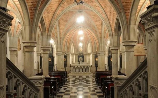 Projeto 100 anos da cripta da Catedral da Sé terá concertos gratuitos