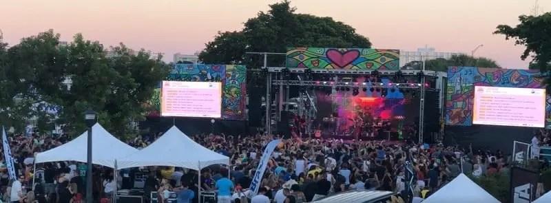 Cantora IZA é a atração principal do 8º Festival Brasileiro Anual na Florida