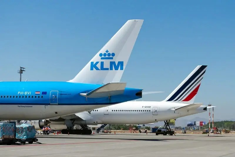 Frotas de longa distância da Air France-KLM são otimizadas por meio de trocas