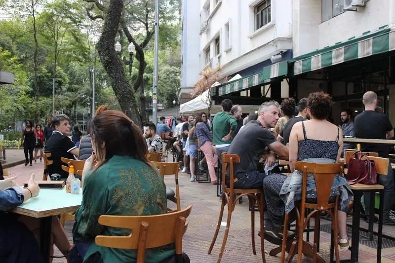 Mercado Paribar tem nova edição no Centro de São Paulo