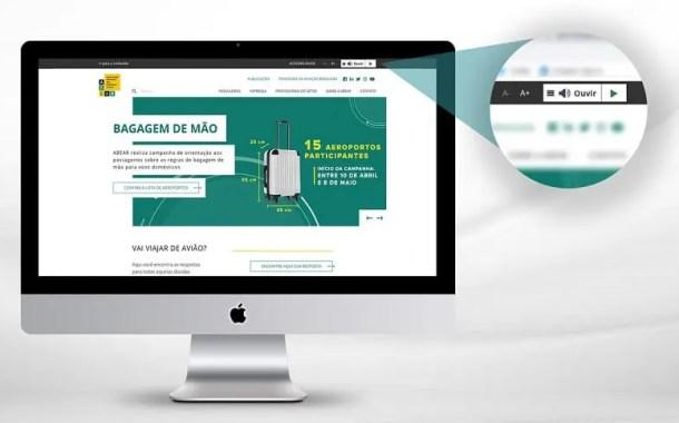 ABEAR reformula site direcionando-o a público final e profissionais