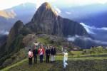 Tocha Pan-Americana chega a Machu Picchu e fará tour pelo Peru