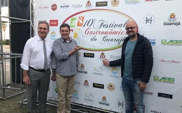 10° Festival Gastronômico do Guarujá revela novidades saborosas para a cidade