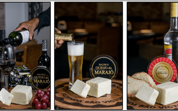 """Bebidas e """"Queijo do Marajó"""": confira três excelentes harmonizações"""