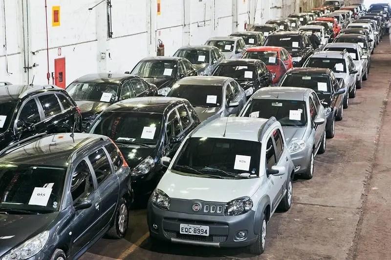 São Paulo, Campinas e Guarulhos lideram compras de veículos em leilões