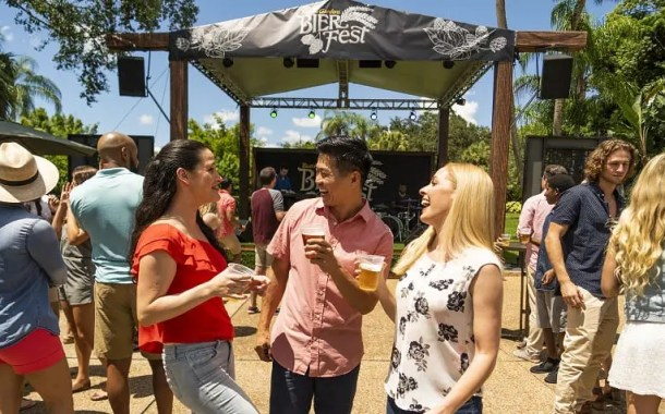 Busch Gardens Tampa Bay anuncia 2ª edição do Bier Fest