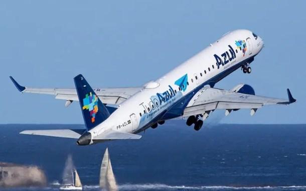 Azul passa a operar ponte aérea Rio de Janeiro - São Paulo