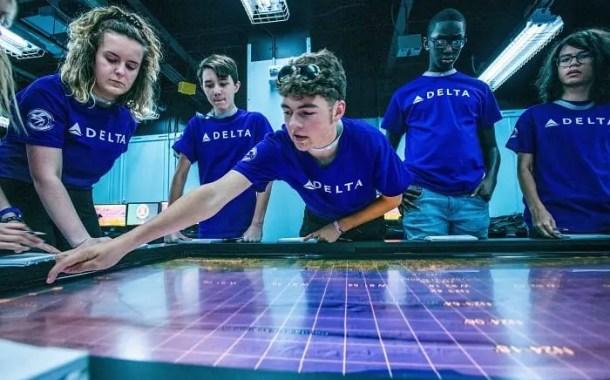 Delta Airlines faz parcerias e toca projetos de sustentabilidade
