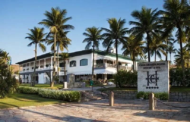 Casa Grande Hotel Resort & Spa celebra aniversário de sete anos!