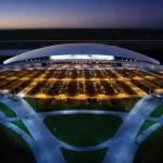 Aeroporto Internacional de Carrasco (URU) figura entre os mais bonitos do mundo