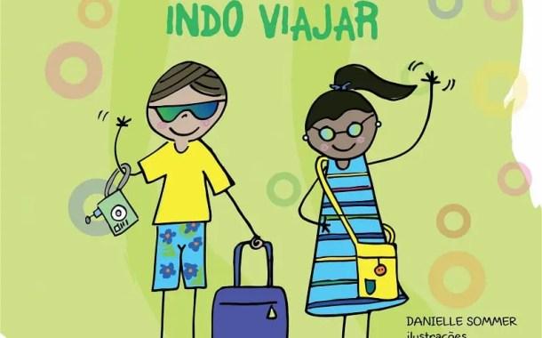 """Livro infantil """"Tem alguém indo viajar"""" será lançado na ABAV Expo"""