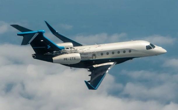 Praetor 500, da Embraer, recebe aprovação da EASA e da FAA, e  se torna o melhor jato executivo médio do mercado