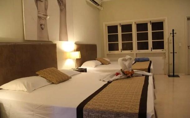 O Casarão Guesthouse é opção de hospedagem familiar em Curaçao