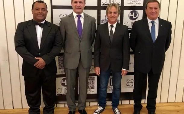 Luigi Rotunno recebe Prêmio Embaixadores 2019 em Portugal