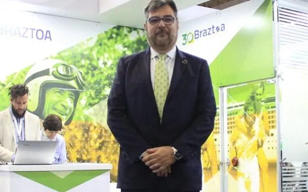 Presidente da Braztoa Roberto Nedelciu aponta os novos rumos da entidade