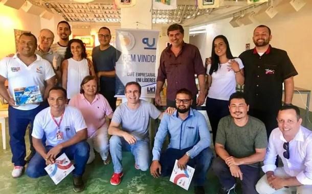 """UNI Lideres promoveu Café Empresarial em Trancoso sobre """"Construir e Desconstruir Lideranças"""