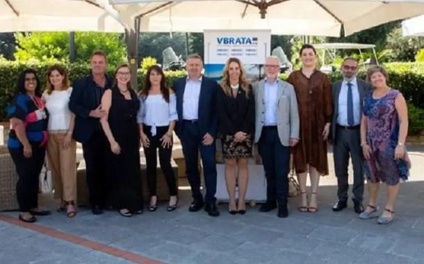 VBRATA EUROPE encerra com sucesso o Road Show do Brasil para agentes de viagem na França e na Itália