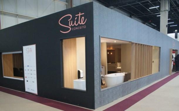 Equipotel 2019: Suíte Conceito apresenta as tendências da arquitetura hoteleira