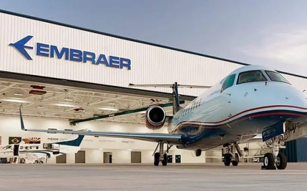 Embraer entrega 17 jatos comerciais e 27 executivos no 3T19